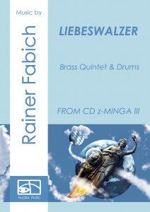 Liebeswalzer Blechbläserquintett by Rainer Fabich1Mb