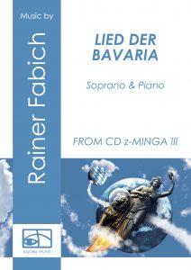 Lied der Bavaria Sopran Klavier Rainer Fabich1Mb