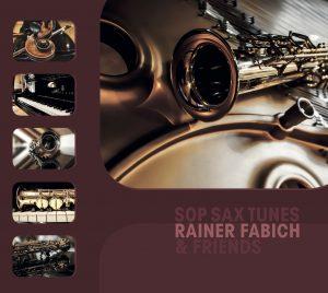SOP SAX TUNES by Rainer Fabich